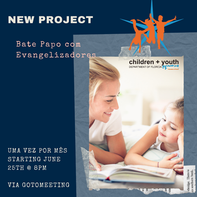 new project - Talk with children